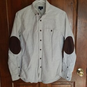 2/$30 J crew flannel button down